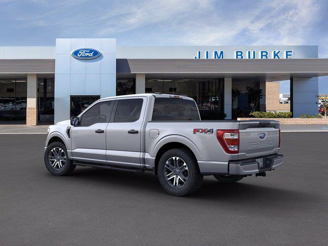 2021 Ford F-150 SuperCrew Cab 4x4, Pickup #1E17767 - photo 2