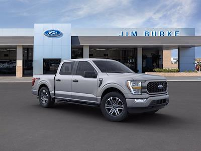2021 Ford F-150 SuperCrew Cab 4x4, Pickup #1E17767 - photo 7