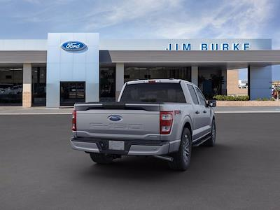 2021 Ford F-150 SuperCrew Cab 4x4, Pickup #1E17767 - photo 8