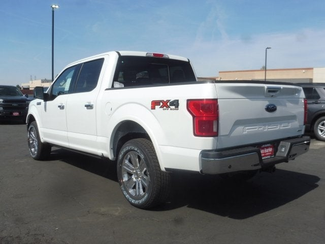 2020 Ford F-150 SuperCrew Cab 4x4, Pickup #1E40593 - photo 2