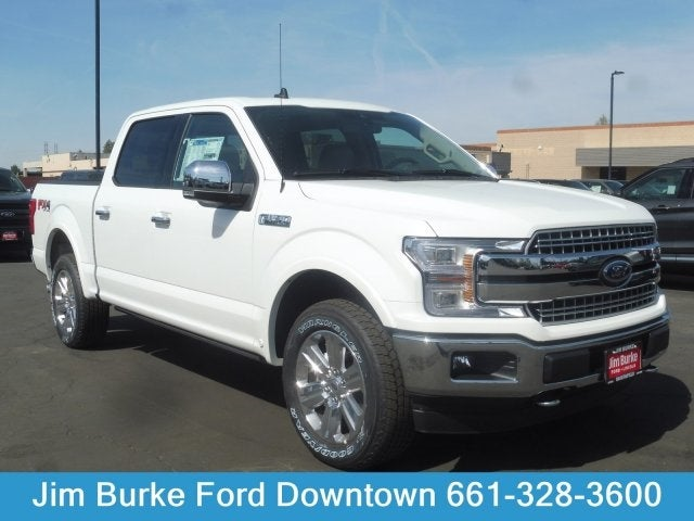 2020 Ford F-150 SuperCrew Cab 4x4, Pickup #1E40593 - photo 1