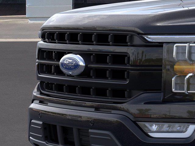 2021 Ford F-150 SuperCrew Cab 4x4, Pickup #1E53286 - photo 17