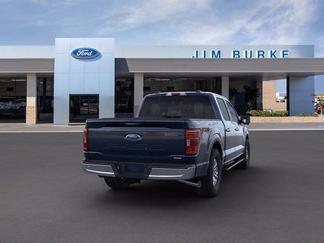 2021 Ford F-150 SuperCrew Cab 4x4, Pickup #1E53288 - photo 8