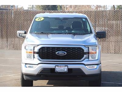 2021 Ford F-150 SuperCrew Cab 4x4, Pickup #1E53291 - photo 2