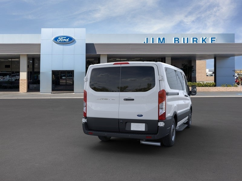 2020 Ford Transit 150 Low Roof RWD, Passenger Wagon #1Y81909 - photo 8