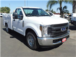 2018 F-250 Regular Cab 4x2,  Scelzi Signature Service Body #2A14627 - photo 1
