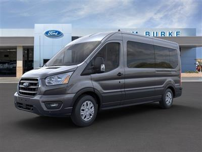 2020 Ford Transit 350 Med Roof RWD, Passenger Wagon #2C24245 - photo 1