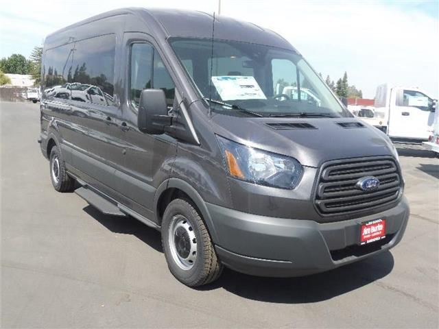 2018 Transit 350 Med Roof 4x2,  Passenger Wagon #2C41167 - photo 1