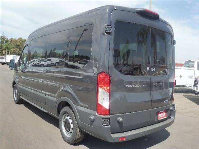 2018 Transit 350 Med Roof 4x2,  Passenger Wagon #2C41167 - photo 2