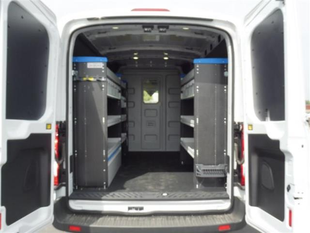 2017 Transit 250 Med Roof, Sortimo Upfitted Van #2C51503 - photo 2