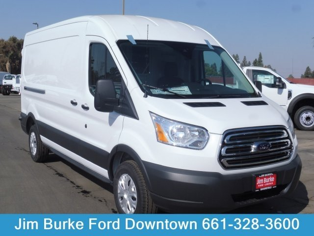 2018 Transit 250 Med Roof 4x2,  Sortimo ProPaxx HVAC and Plumbing Upfitted Cargo Van #2C53379 - photo 1