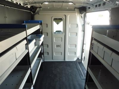 2018 Transit 250 Med Roof 4x2,  Sortimo ProPaxx HVAC and Plumbing Upfitted Cargo Van #2C53379 - photo 6