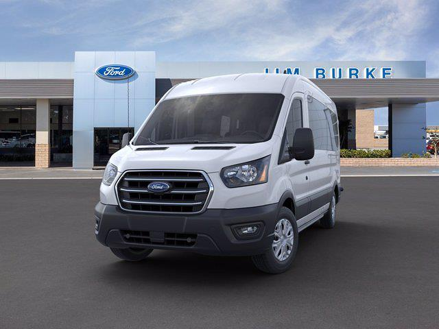 2020 Ford Transit 350 Med Roof 4x2, Passenger Wagon #2C72360 - photo 3