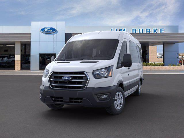 2020 Ford Transit 350 Med Roof 4x2, Passenger Wagon #2C72360 - photo 3