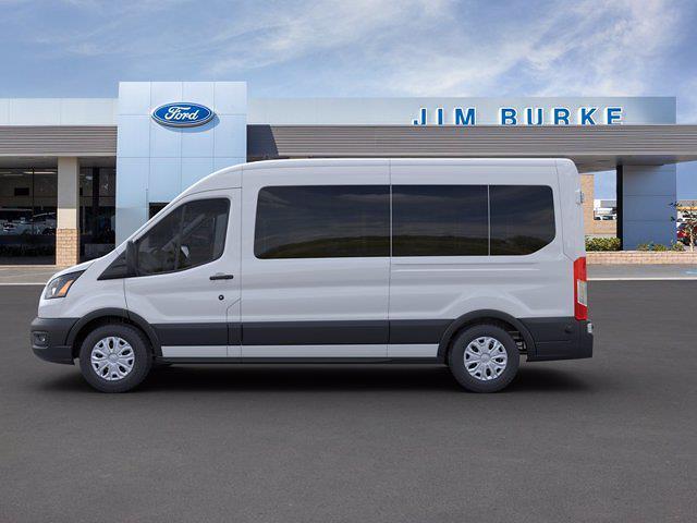 2020 Ford Transit 350 Med Roof 4x2, Passenger Wagon #2C72360 - photo 4