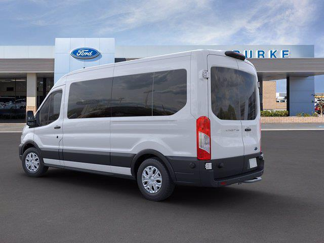 2020 Ford Transit 350 Med Roof 4x2, Passenger Wagon #2C72360 - photo 2