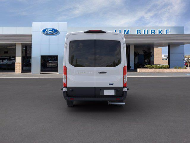 2020 Ford Transit 350 Med Roof 4x2, Passenger Wagon #2C72360 - photo 5