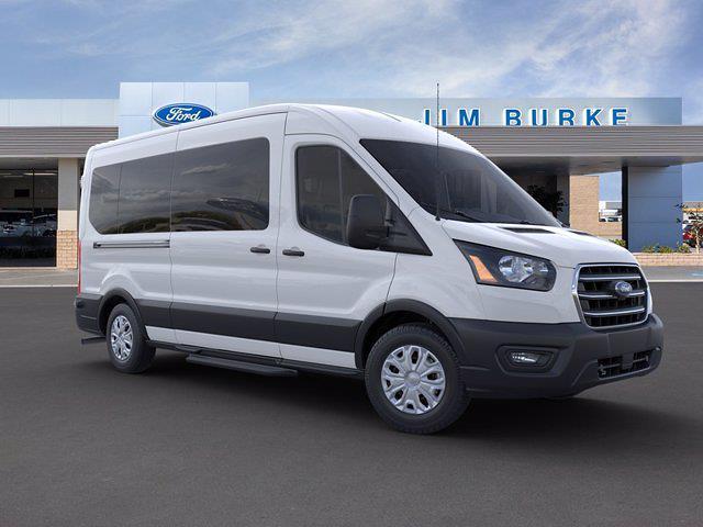2020 Ford Transit 350 Med Roof 4x2, Passenger Wagon #2C72360 - photo 7