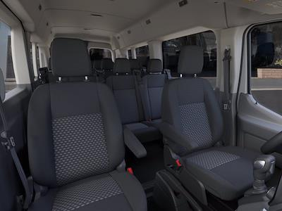 2020 Ford Transit 350 Med Roof 4x2, Passenger Wagon #2C72360 - photo 10
