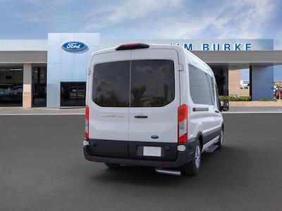 2020 Ford Transit 350 Med Roof 4x2, Passenger Wagon #2C72360 - photo 8