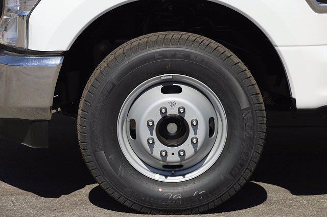 2020 Ford F-350 Regular Cab DRW 4x2, Scelzi WFB Platform Body #3G12409 - photo 12