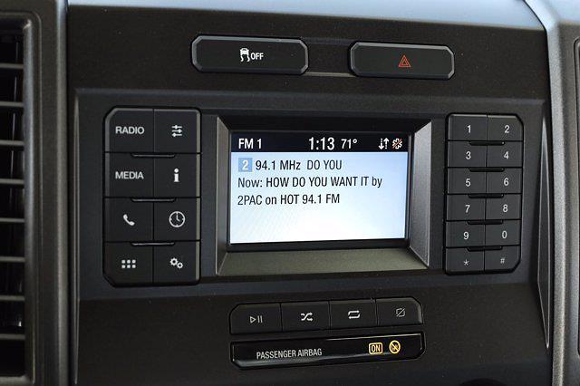 2020 Ford F-350 Regular Cab DRW 4x2, Scelzi WFB Platform Body #3G12409 - photo 18