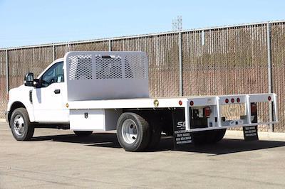 2020 Ford F-350 Regular Cab DRW 4x2, Scelzi WFB Platform Body #3G12409 - photo 9