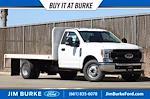 2020 Ford F-350 Regular Cab DRW 4x2, Scelzi WFB Platform Body #3G12409 - photo 1