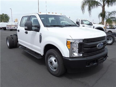 2017 F-350 Crew Cab DRW, Cab Chassis #3G51657 - photo 1