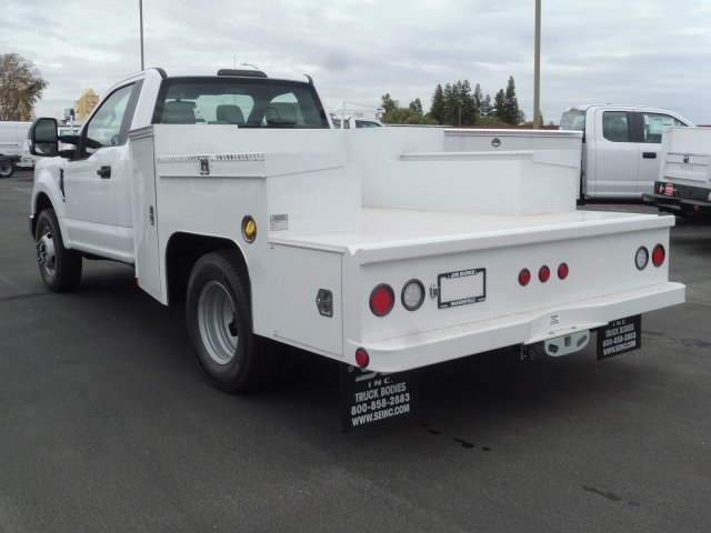 2019 F-350 Regular Cab DRW 4x2,  Scelzi Welder Body #3G52341 - photo 2