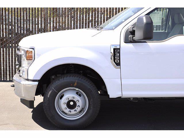 2021 Ford F-350 Regular Cab DRW 4x2, Scelzi WFB Platform Body #3G76453 - photo 13
