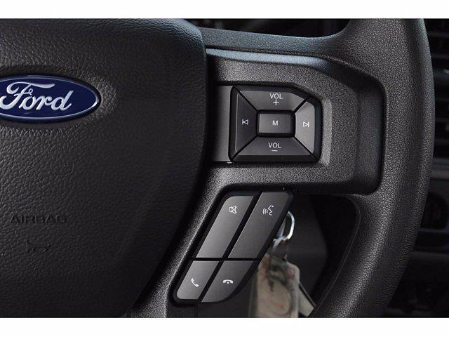 2021 Ford F-350 Regular Cab DRW 4x2, Scelzi WFB Platform Body #3G76453 - photo 24