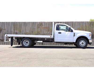 2021 Ford F-350 Regular Cab DRW 4x2, Scelzi WFB Platform Body #3G76453 - photo 2