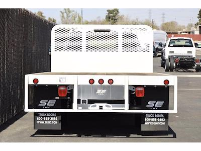 2021 Ford F-350 Regular Cab DRW 4x2, Scelzi WFB Platform Body #3G76453 - photo 7