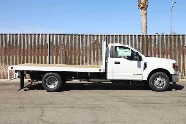 2019 Ford F-350 Regular Cab DRW 4x2, Scelzi WFB Platform Body #3G80997 - photo 2