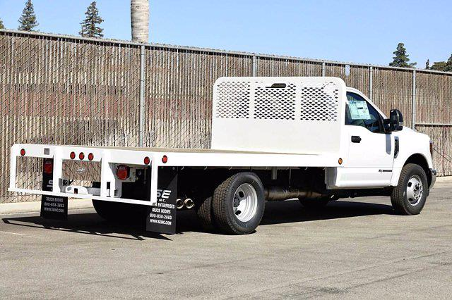 2019 Ford F-350 Regular Cab DRW 4x2, Scelzi WFB Platform Body #3G80997 - photo 12