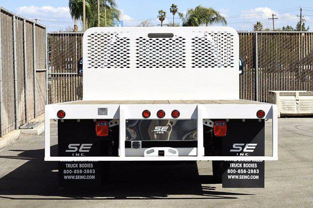 2019 Ford F-350 Regular Cab DRW 4x2, Scelzi WFB Platform Body #3G80997 - photo 3