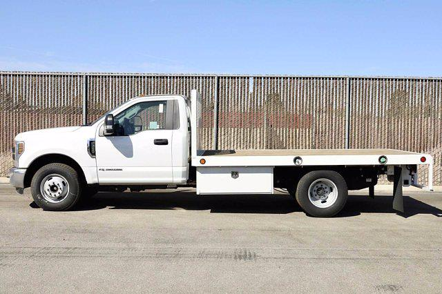 2019 Ford F-350 Regular Cab DRW 4x2, Scelzi WFB Platform Body #3G80997 - photo 6