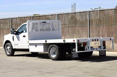 2019 Ford F-350 Regular Cab DRW 4x2, Scelzi WFB Platform Body #3G80997 - photo 5