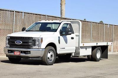 2019 Ford F-350 Regular Cab DRW 4x2, Scelzi WFB Platform Body #3G80997 - photo 7