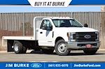 2019 Ford F-350 Regular Cab DRW 4x2, Scelzi WFB Platform Body #3G80997 - photo 1