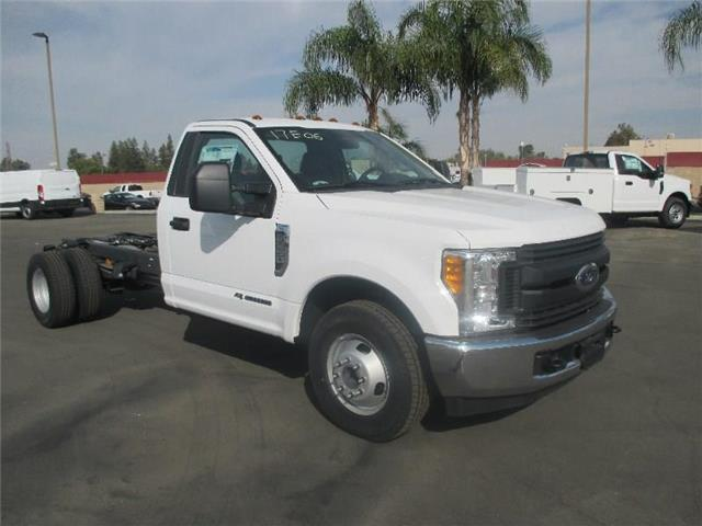 2017 F-350 Regular Cab DRW 4x2,  Cab Chassis #3G86538 - photo 1