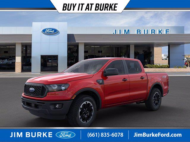 2021 Ford Ranger SuperCrew Cab 4x2, Pickup #4E03695 - photo 1