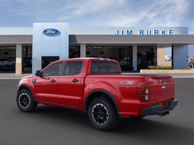 2021 Ford Ranger SuperCrew Cab 4x2, Pickup #4E03695 - photo 2