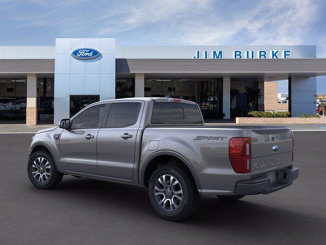 2021 Ford Ranger SuperCrew Cab 4x2, Pickup #4E38815 - photo 2
