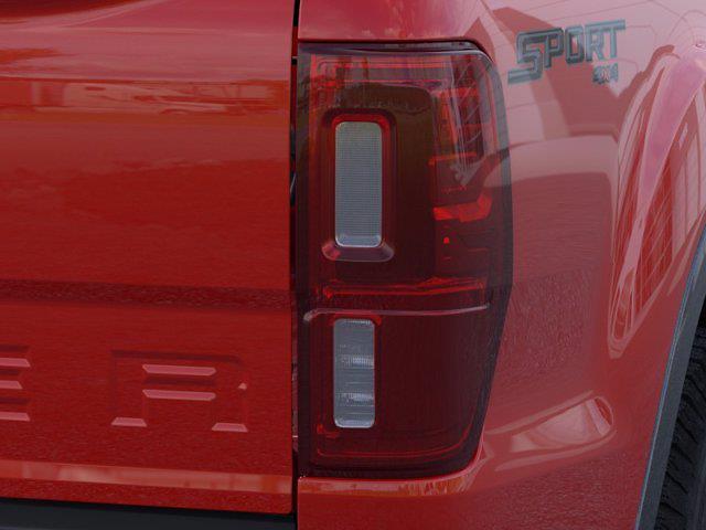2021 Ford Ranger SuperCrew Cab 4x4, Pickup #4F18202 - photo 10