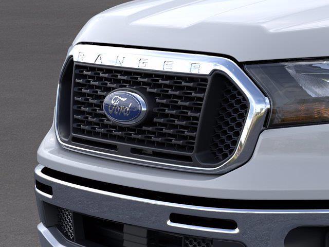 2021 Ford Ranger SuperCrew Cab 4x4, Pickup #4F18203 - photo 3