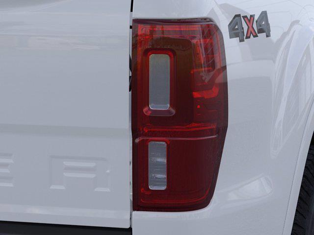 2021 Ford Ranger SuperCrew Cab 4x4, Pickup #4F18203 - photo 10