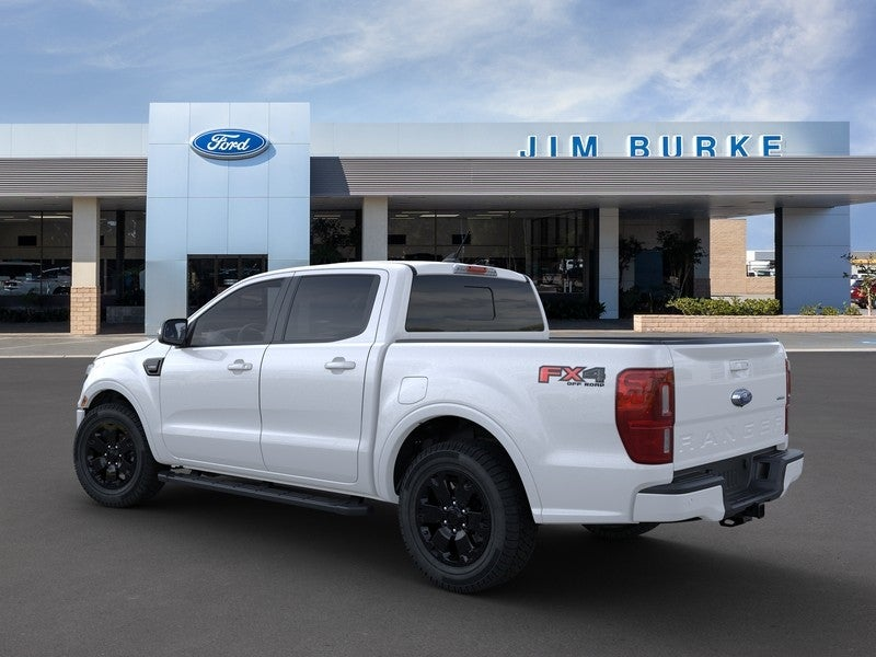 2020 Ford Ranger SuperCrew Cab 4x4, Pickup #4F20865 - photo 2
