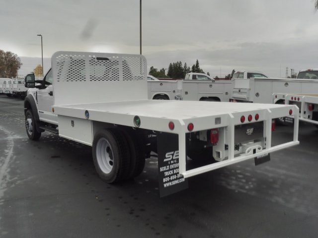 2019 F-450 Regular Cab DRW 4x2,  Platform Body #4G02811 - photo 2